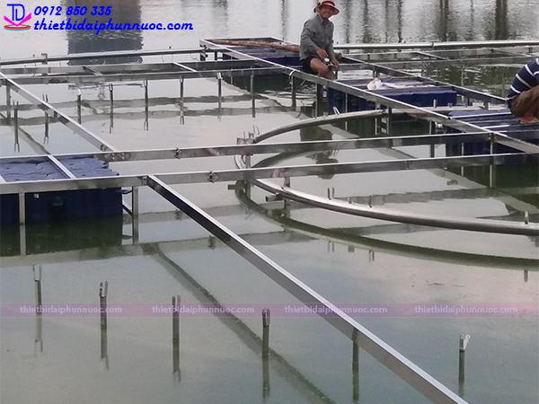 Đài phun nước công viên hồ điều hòa 7