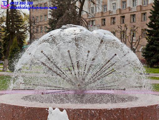 Đầu phun nước bán cầu Water hemisphere