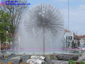 Đầu phun nước hình cầu Water Sphere