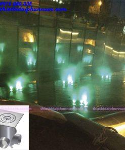 Hệ thống phun nước tạo sương