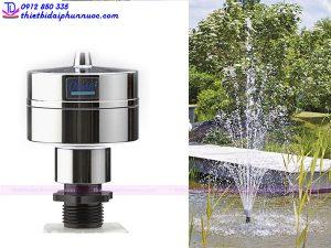Vòi phun nước hình đài hoa Vulcan