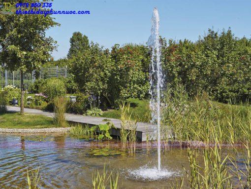 Vòi phun nước nghệ thuật Cluster Eco 4
