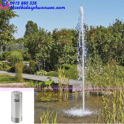 Vòi phun nước nghệ thuật Cluster eco