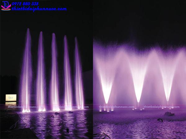 Vòi phun nước nghệ thuật VarioJet