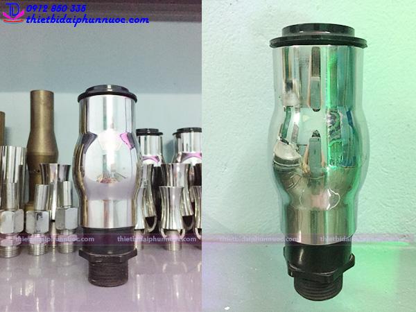 Vòi phun nước sủi bọt khí