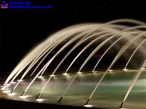 Vòi phun tia nước đơn Comet