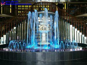Đài phun nước trong nhà quán 6