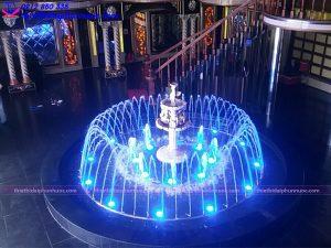 Đài phun nước trong nhà quán karaoke Dragon Bình Định