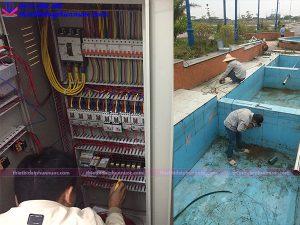 TThi công Đài phun lập trình tại Vũng Áng - Hà Tĩnh