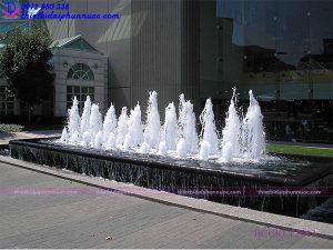 Đài phun nước mini 11