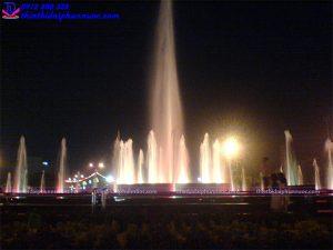 Đài phun nước nghệ thuật thành phố Thái Nguyên 5