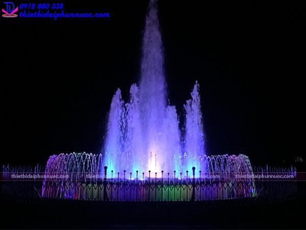Đài phun nước quảng trường 1
