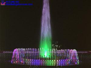 Đài phun nước quảng trường 5