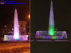 Đài phun nước quảng trường 6