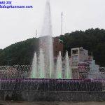 Đài phun nước khu đô thị mới 1