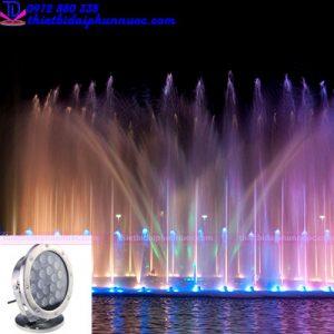 Đèn âm nước 36W
