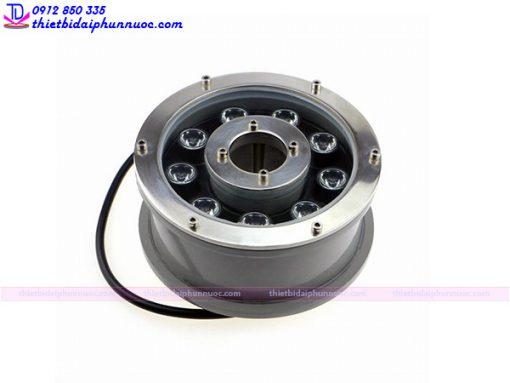 Đèn âm nước dạng bánh xe 9W đổi màu 3