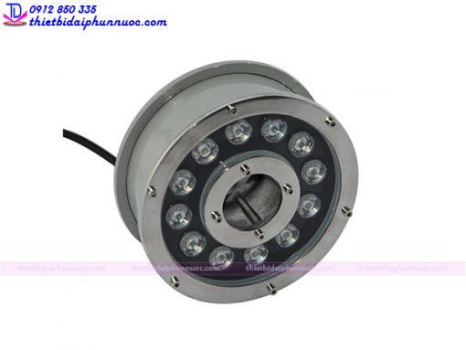 Đèn Led âm nước dạng bánh xe 12W đổi màu 2