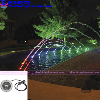 Đèn Led dưới nước ProfiRing LED 320
