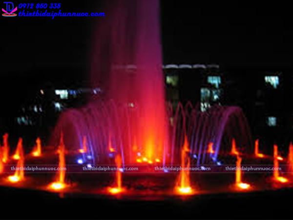 Hệ thống phun nước nghệ thuật 2