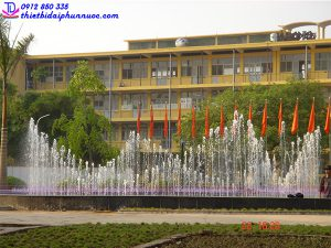 Hệ thống phun nước nghệ thuật 4