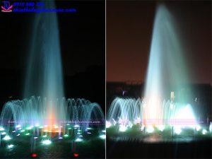 Hệ thống phun nước nghệ thuật 6