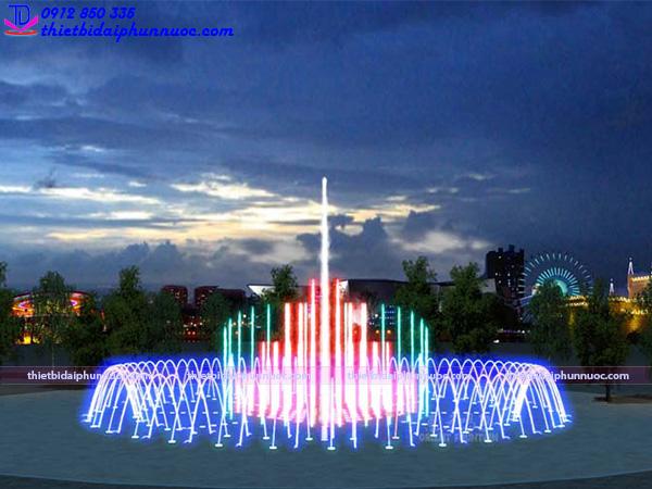 Đài phun nước bể cạn 9