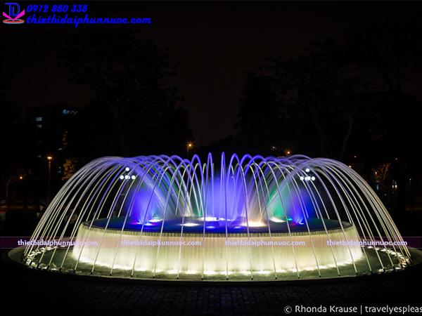 Đài phun nước đẹp 11