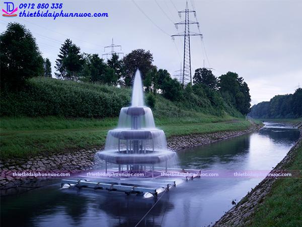 Đài phun nước đẹp 19