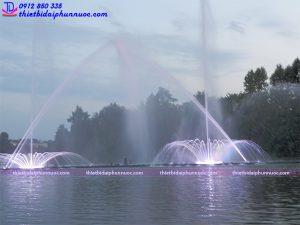 Đài phun nước đẹp 2