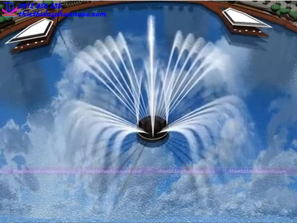 Hệ thống phun nước phao nổi 26