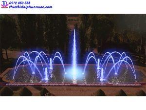 Mẫu đài phun nước 3D 39