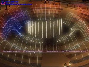 Mẫu đài phun nước 3D 5