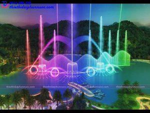Nhạc nước nghệ thuật 3