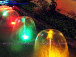 Vòi phun nước hình nấm 11
