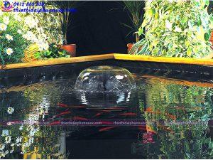 Vòi phun nước hình nấm 13