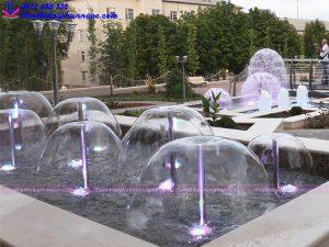 Vòi phun nước hình nấm 4