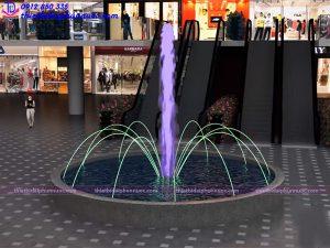 Mẫu đài phun nước D3m 3