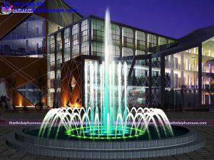 Mẫu đài phun nước sân vườn 6