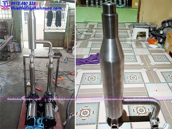 Vòi phun nước biến hình 1