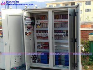 Hệ thống đài phun nước khu kinh tế Vũng Áng 11