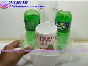 Cách làm đài phun nước bằng nhựa 3