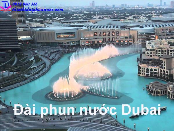 Đài phun nước lớn nhất thế giới 2