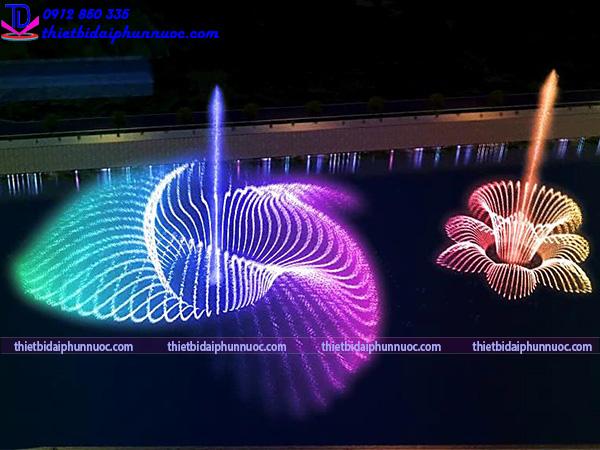 Vòi phun 2D 3D 5