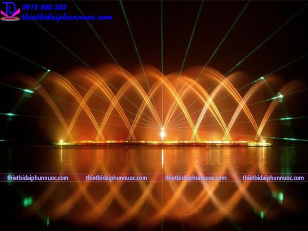 Vòi phun 2D 3D 6