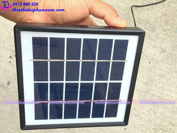 Đài phun nước năng lượng mặt trời 11