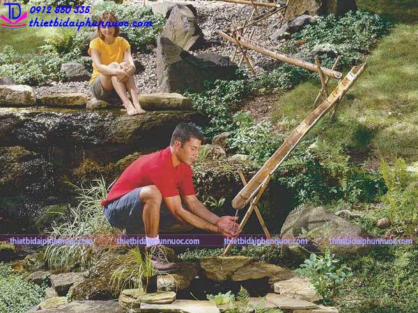 Đài phun nước tự chế 10