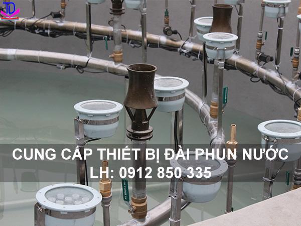 Gia công đường ống inox đài phun nước 3
