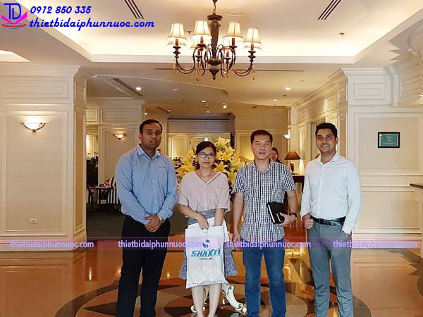 Công ty đài phun nước TDV Việt Nam