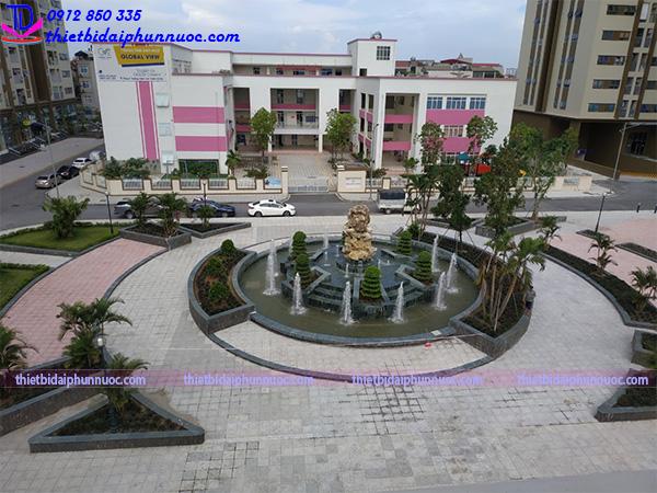 Công trình đài phun nước Phú Lãm 2